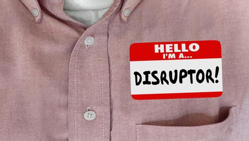 mobile hotel software disruptor