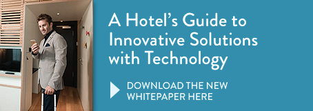 A Hotel's Guide to Innovative Solutions with Technology