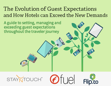 Free Webinar: The evolution of guest expectations and how hotels can exceed the new demands