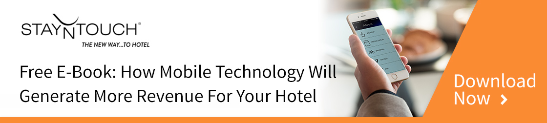 How mobile technology will add more revenue for your hotel