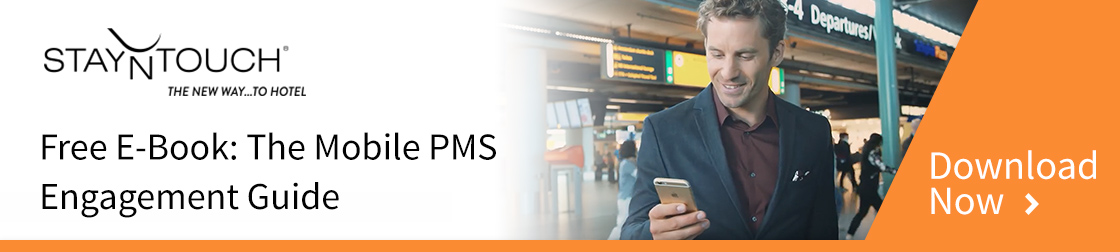 Download the ultimate mobile Hotel PMS Guide Now