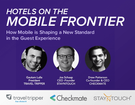 Webinar: Hotels on the Mobile Frontier