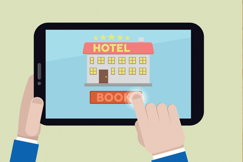 Property management system can incentivize guests who booked with OTA's