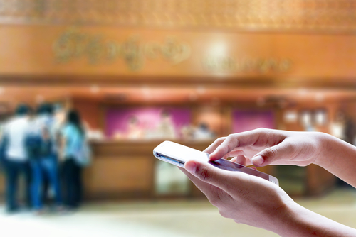 Enhance guest experiences with real-time hotel service