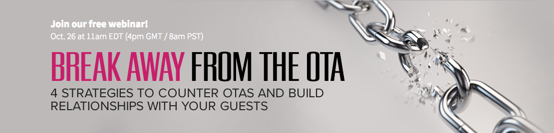 4 Strategies to Counter OTA's and Build Relationships With Your Guests