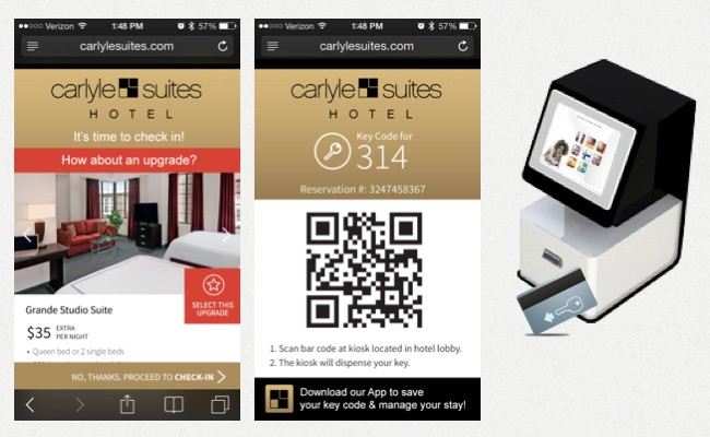 Simplify booking processes with an app enhancing the guest experience.