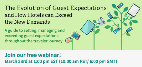 The evolution of guest expectations and how hotels can exceed the new demands