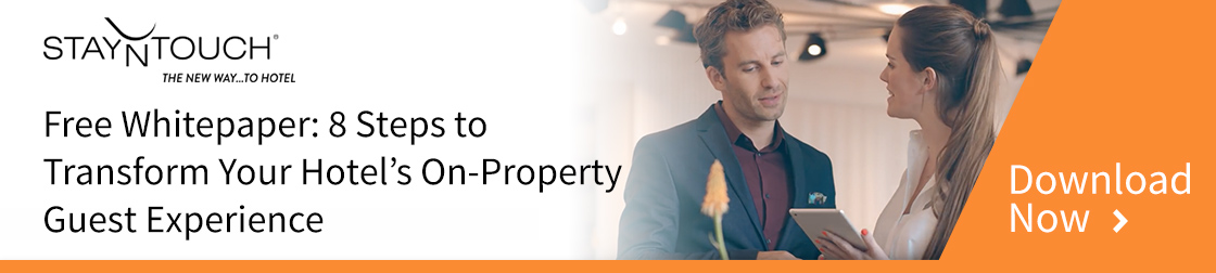 Transform your on-property guest experience in 8 simple steps.