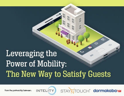 Mobile features: The Key to Guest Satisfaction