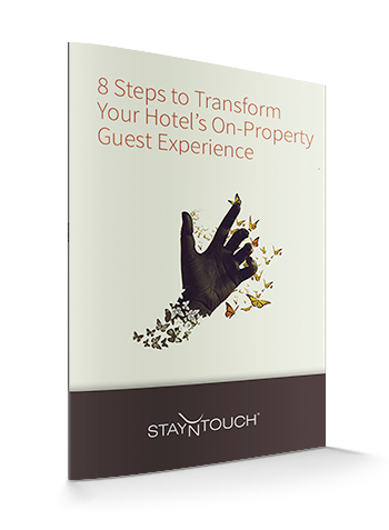 Optimize your on-property guest experience with this guide
