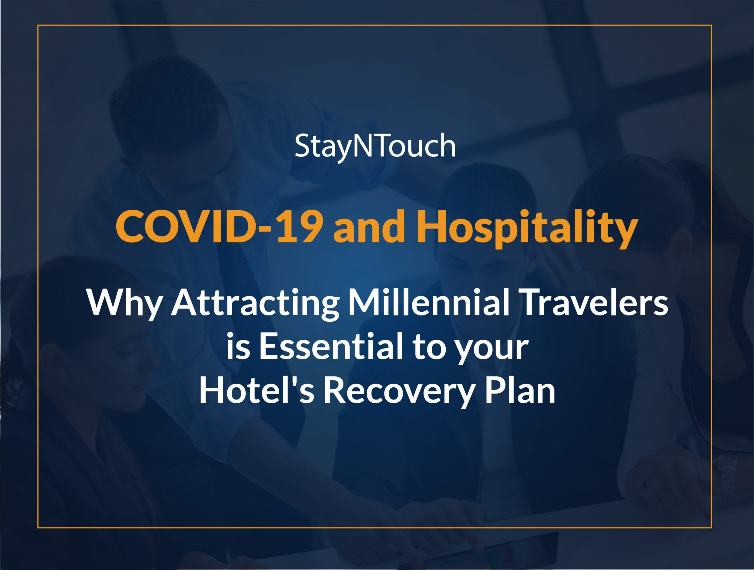 Covid-19 hotel Recovery Plan