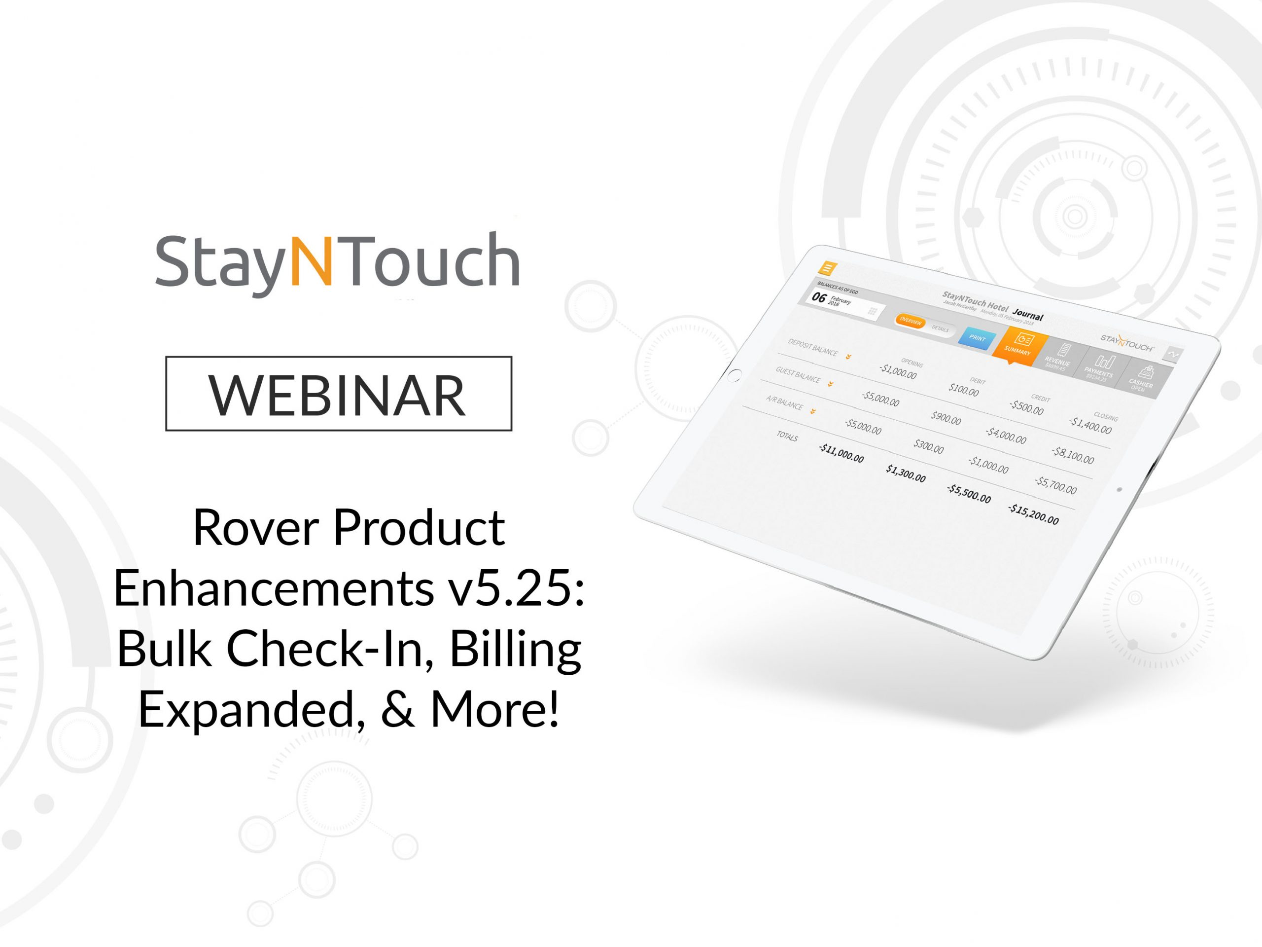 Rover Product Enhancements v5.25: Bulk Check-In, Billing Expanded, & More!