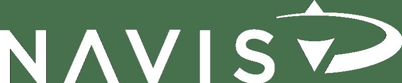navis white logo