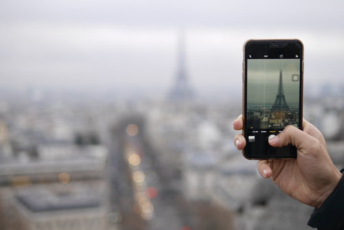How the iPhone has transformed the travel industry.