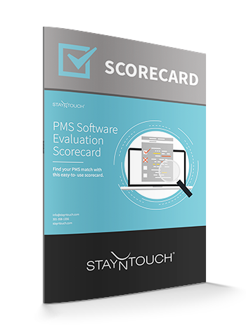 Find your PMS match with this scorecard from Stayntouch